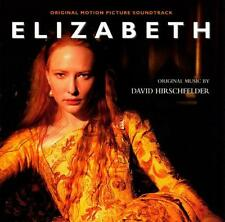 NEW CD Elizabeth: Original Motion Picture Soundtrack David Hirschfelder