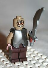 Lego MORDOR ORC W ARMOR MINIFIGURE from Lord of Rings Pirate Ship Ambush (79008)