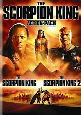 The Scorpion King Action Pack (Dvd, 2010)