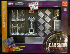 18410 Show Room Zubehör, Car Show Zubehör, Auto Ausstellung, 1:24, Hobby Gear