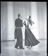 FRED ASTAIRE GINGER ROGERS 1930s Original Camera NEGATIVE 507F