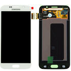 DISPLAY LCD + TOUCH SCREEN ORIGINALE SAMSUNG GALAXY S6 G920F SM-G920F BIANCO KIT