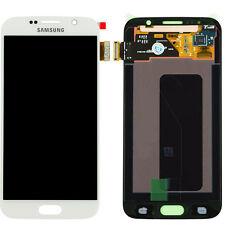 PANTALLA LCD + TÁCTIL ORIGINAL SAMSUNG GALAXY S6 G920F SM-G920F BLANCO KIT