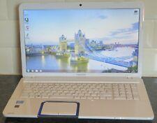 Toshiba Satellite Laptop L870-17W i-3 Portátil Funcionando Muy Buen Estado