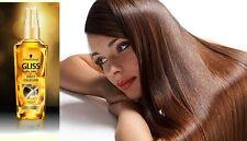 Schwarzkopf Gliss Hair Repair Daily Oil-Elixir With Precious Oils for Dry Hair