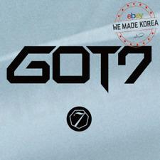 GOT7 Breath of Love: Last Piece 4th Album CD + Photobook + Photocard + etc