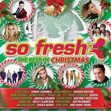 so Fresh The Best of Christmas - Various Artists 2cd 2018