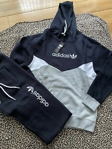 Mens Printed Tracksuit Size Large BNWT NO654
