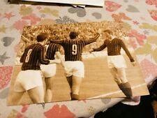 MILAN AC - TORINO FC, 1969, FOGLI, PRATI, COMBIN, SORMANI, PHOTO