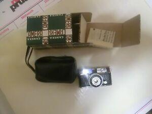 16Homer 16 Minikamera Miniaturkamera Spioncamera vintage 6 x 3,5 x 2