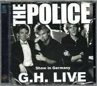 The Police CD G.H. Live Show In Germany Brand New Sealed