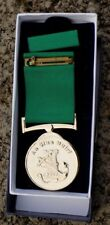 Irish Army FCA Medal, Naval Reserve (An Slua Muiri) , WITH BOX