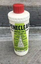 Plastic Container Peneclean 1 imp pint  Man Cave Collectable Retro Old Used