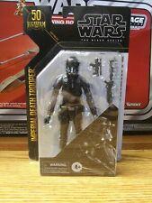 Star Wars Black Series Imperial Death Trooper Hasbro 2021 6 Inch Action Figure