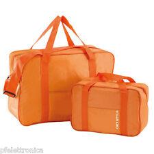Giostyle Fiesta Set 2 Borse termica Coppia di borse 7 Lt + 24 Lt colore arancio