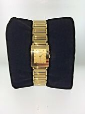 Rado Diastar Gold Tone Watch Great Condition 153.0383.3