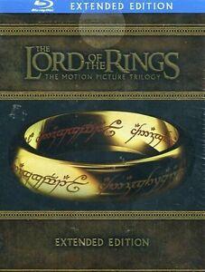 Il Signore degli anelli La Trilogia - Extended Edition (6 Blu-Ray Disc + 9 DVD)