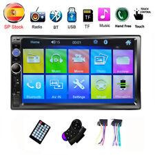 Autoradio 2 Din 7'' Car Bluetooth MP5 Estéreo Player FM Bluetooth USB AUX IN