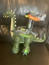 Fisher Price Imaginext Mega Apatosaurus BrontosaurusWalking Battle Dinosaur
