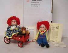 MIRACLE NETWORK ROSIE AND RAGS by MARIE OSMOND from the TWINS SERIES