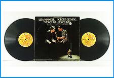 Liza Minnelli Robert De Niro New York New York Record United Artists UA-LA750-L2