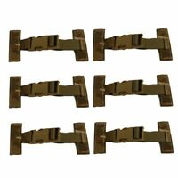Used British Forces Osprey Mk4 Armour MOLLE T-Bar Strap Set