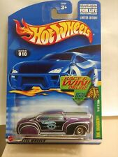 Hotwheels 2002 Super Treasure Hunt Tail Dragger.Vhtf.Super Mint🔥 🔥🔥