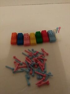 Game of LIFE Replacement Pieces Parts Cars Babies People