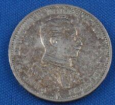 3 Mark Kursmünze Silber 1913 A