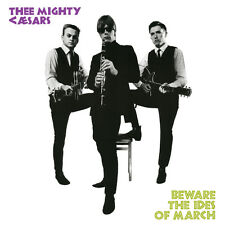 Thee Mighty Caesars - Beware The Ides Of March LP **Billy Childish** *GARAGE*