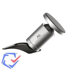 Soporte de móvil magnético redondo de alumino para coche Maclean Comfort MC-744