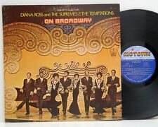 Diana Ross & The Supremes & The Temptations     On Broadway  Motown       NM # D