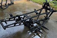 1997 POLARIS TRAIL BOSS 250 FRAME **FREE SHIPPING EAST OF MISSISSIPPI**