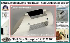 metal detecting detector go-find coins treasure beach sand scoop digging tool