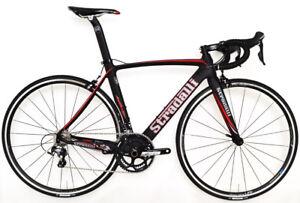 new Stradalli Full Carbon Aero Road Bicycle bike Shimano Ultegra 8000 11 Speed