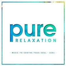Various - Pure Relaxation - 3xCD (2017) - Brand NEW and SEALED
