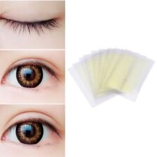 240 Pairs 3D Invisible Olive Shaped Double-sided Eyelid Sticker Adhesive Tapes