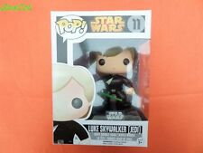 funko pop star wars luke skywalker [jedi] jedi vinyl bobble head #11 pop! 11