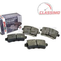 Rear Brake Pads for VAUXHALL INSIGNIA A - all models - 2008 to 2016