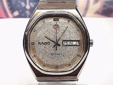 RELOJ RADO VOYAGER DAY/DATE STEEL AUTOMATICO CABALLERO MEN'S WATCH