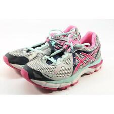 Asics GT 2000 3 Women's Lightning/Hot Pink/Navy Road Running Shoes 8.5M (S14049)