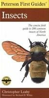 Peterson First Guide to Insects of North America by Christopher Leahy,
