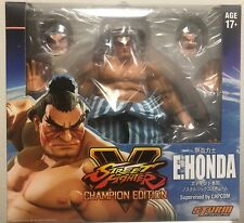 Storm Collectibles E. Honda Nostalgia Costume Street Fighter V Action Figure New