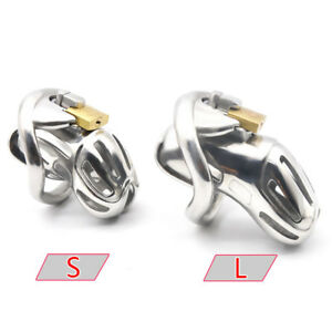 Lowest Price New Design 316 Stainless Steel Male Chastity Device A370-SS