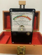 Painter's Electronic Moisture Register Model 9 With Box Vintage