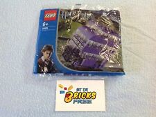 Lego Harry Potter 4695 Knight Bus Polybag New/Sealed/Retired/Super Hard to Find