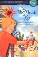 Paint Brush Kid (Stepping Stone, paper) by Clyde Robert Bulla