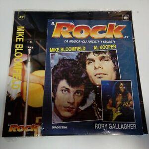 Disco Vinile 33 Giri DeAgostini Il Rock N°37 Mike Bloomfield con Rivista 1989
