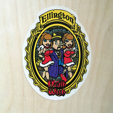 Deathwish skateboard vinyl sticker decal Erik Ellington Pinocchio Disney girls