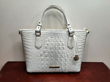 NWT New Brahmin Handbag Mini Misha Satchel Bag in Daydream Melbourne Style